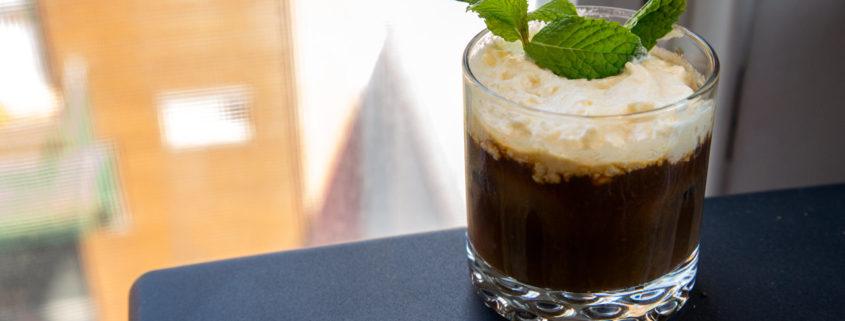 Caffè alla menta