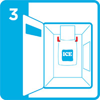 Come acquistare ghiaccio ICE Bononia - Passo 3